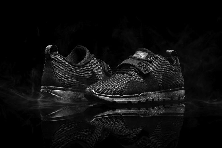 nike sb trainerendor noir,Nike Sb Trainerendor 806309002