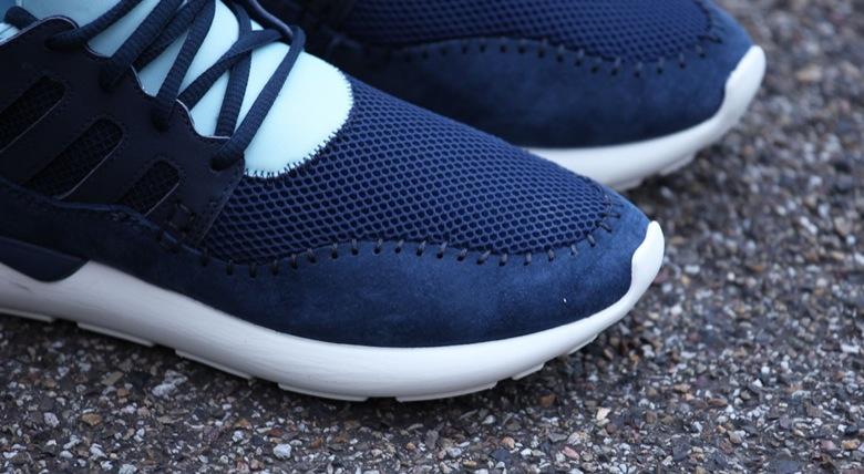 Adidas Tubular Moc Runner Blue