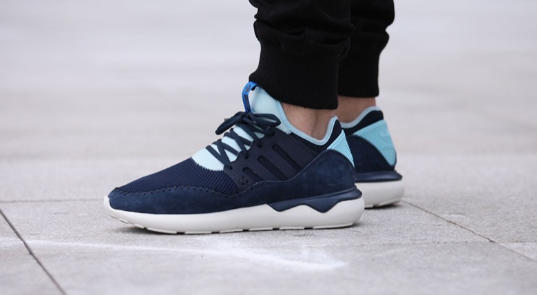 adidas tubular moc runner blue