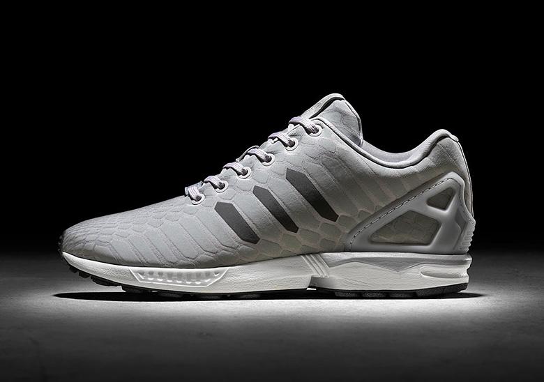 adidas zx flux xeno gris