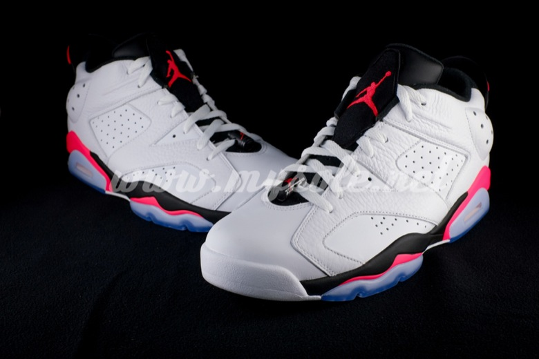 air jordan 6 infrared low