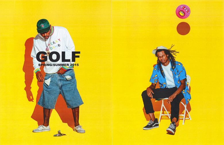 f7e3379851fdd1 Golf Wang - Lookbook Spring Summer 2015 - Sneakers.fr