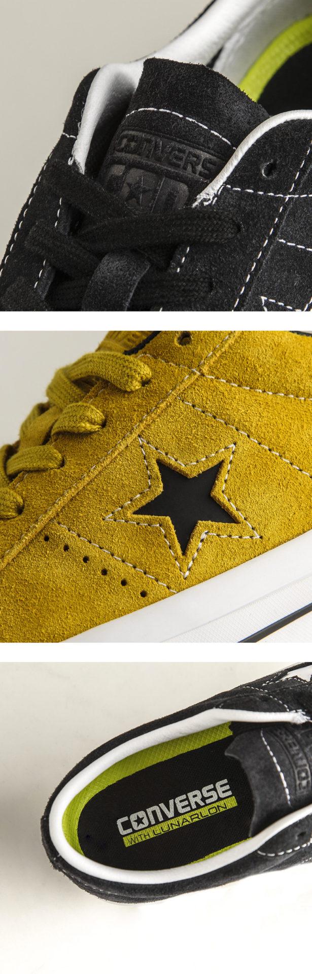 Le retour de la Converse One Star - Sneakers   Street Culture depuis ... a96b57098