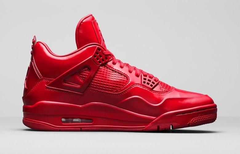 finest selection 41072 7834b Air Jordan 11lab4 Red – Images officielles