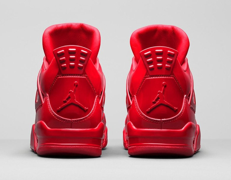 air jordan 11lab4 university red-2