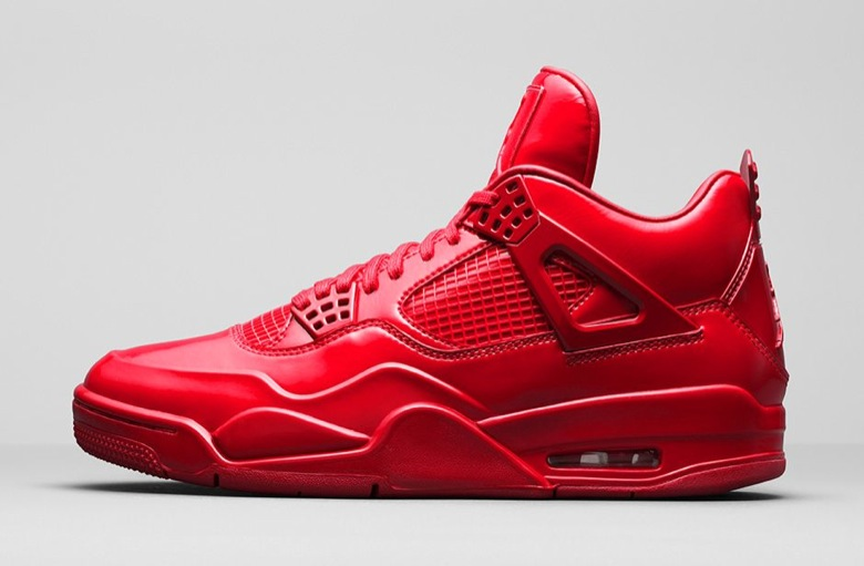 air jordan 11lab4 university red-6