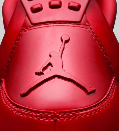 info for 3d05e a98a0 Air Jordan 11lab4 Red - Images officielles - Sneakers.fr