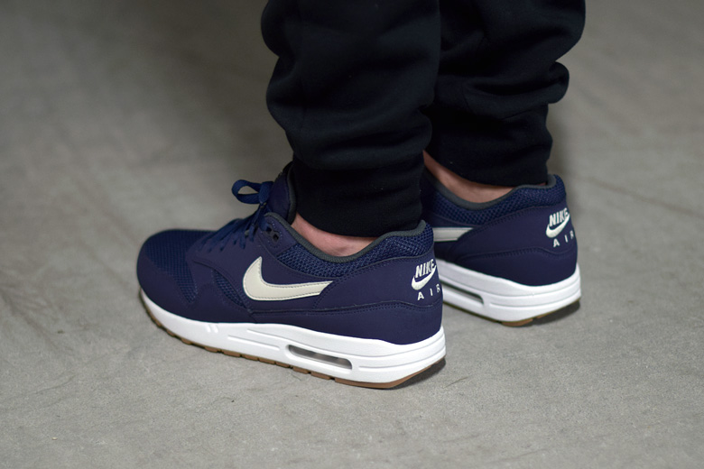 air max bleu marine