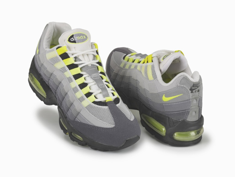 check-out 92ee0 9be67 air max 95 fluo,Nike Air Max 95 Homme Noir Grise Jaune Fluo ...