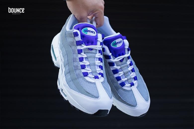 Nike Air Max 95 Grape 554970 151
