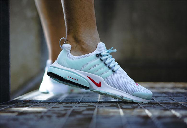 Nike Presto Noir Et Blanc Femme