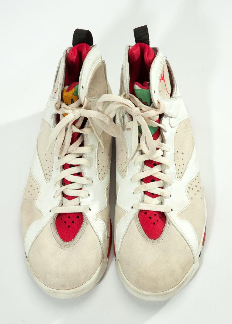 Air jordan 7 hare vente encheres 3 sneakers street culture depuis 2005 - Vente aux encheres des domaines ...