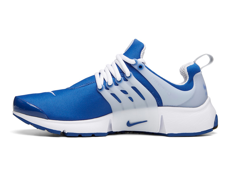 Nike Presto Bleu Blanc mase