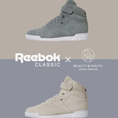 reebok exofit beauty youth