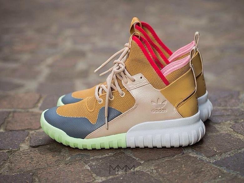 adidas tubular yeezy custom-1