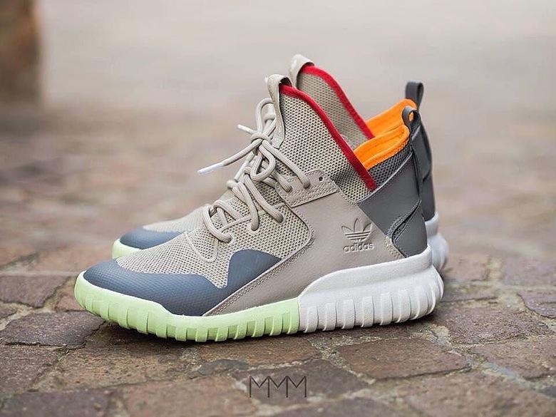 adidas tubular yeezy custom-3