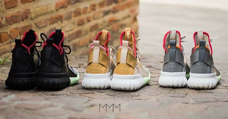 adidas tubular yeezy custom-4