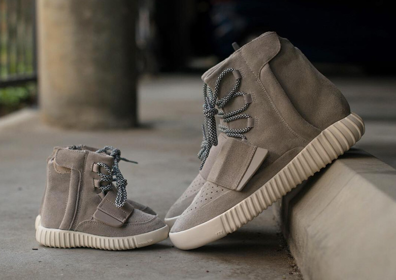 best website 2dbf0 9e3ed adidas yeezy boost 750 kids shoes