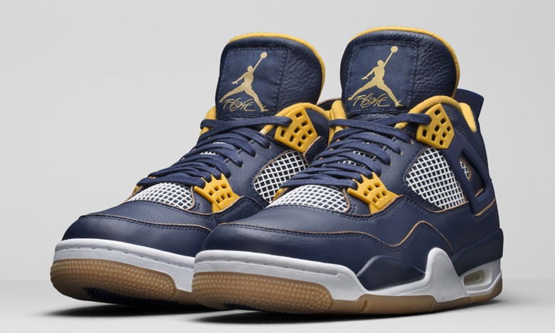 air jordan 4 dunk from above 2016-3