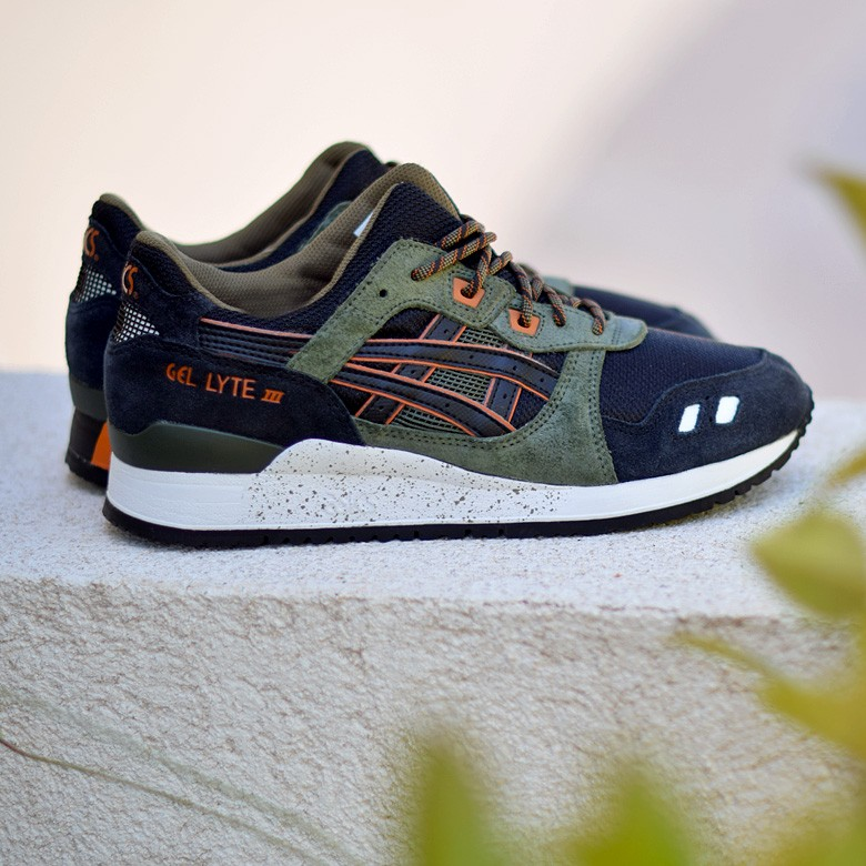 free shipping e56d1 961e4 Asics Gel Lyte 3 « Winter Trail » - Sneakers.fr