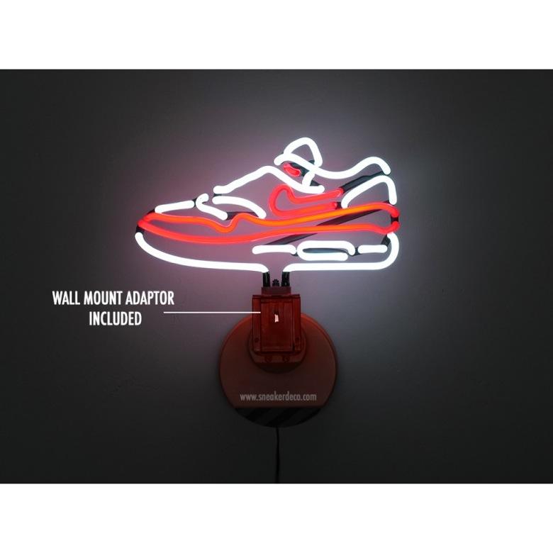 lampe neon nike air max-7