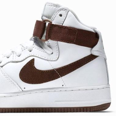 nike air force 1 hi chocolate