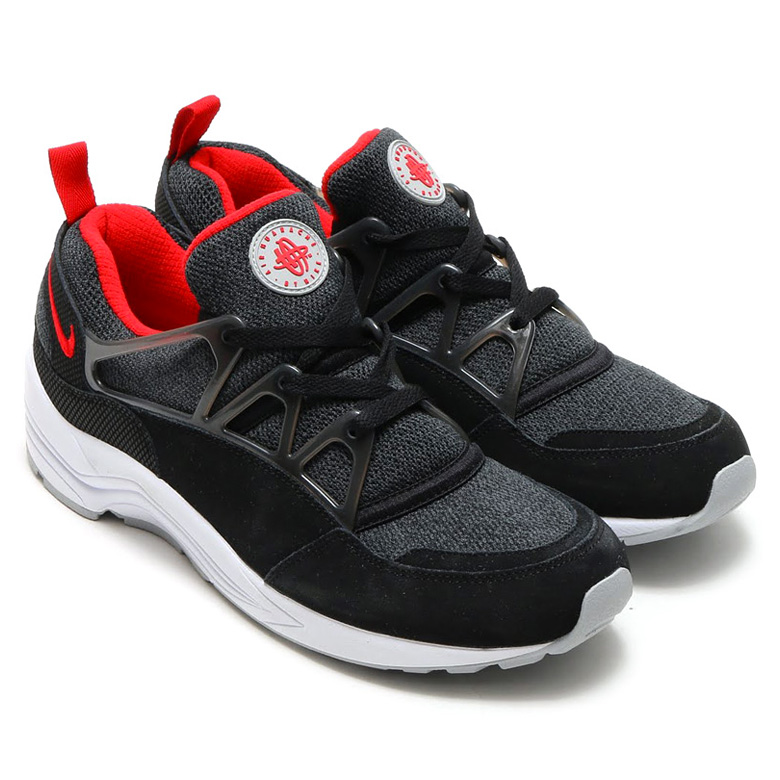 Air Huarache Black And Red