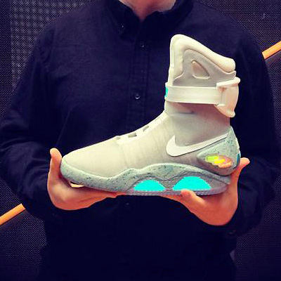 nike air mag sneakers
