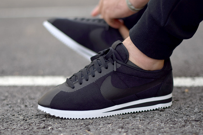 Nike Cortez Noir