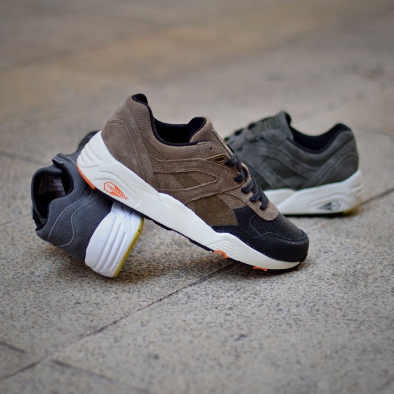 54877ae2987 Puma R698 Grid Pack - Sneakers   Street Culture depuis 2005