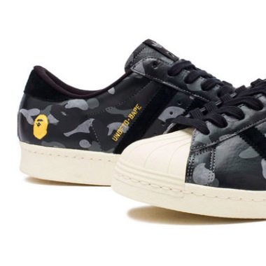 adidas superstar bape undefeated