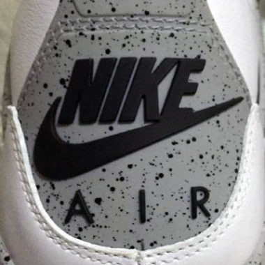 sneakers air jordan 4 white nike air