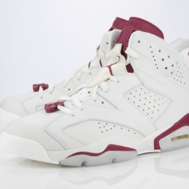 sneakers air jordan 6 maroon 2015