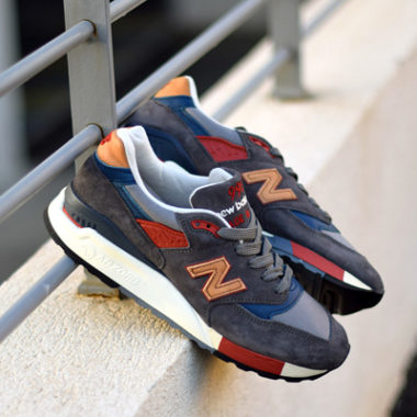 New Balance 998 DBR - Made in USA - Sneakers.fr