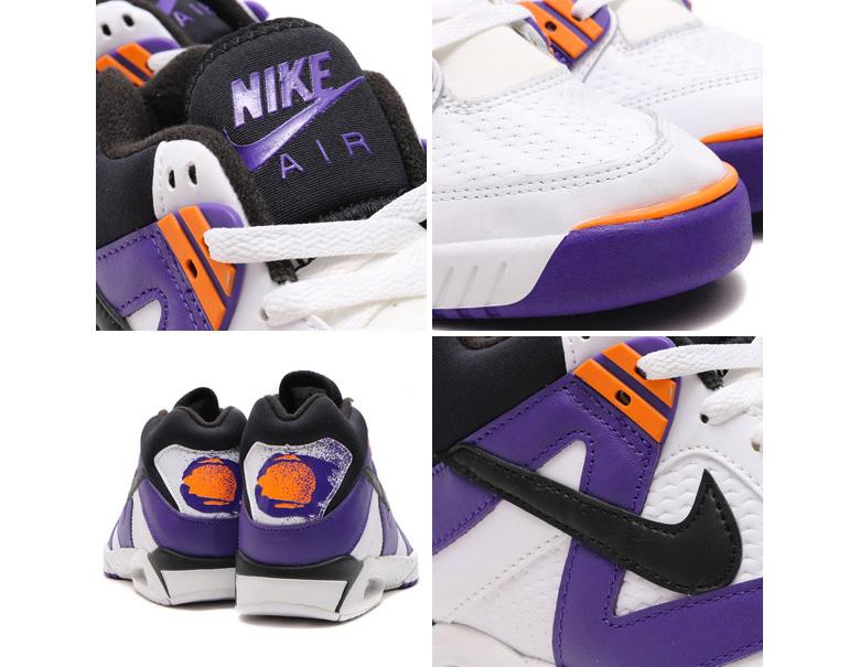 5a10dc9659b6 Nike Air Tech Challenge III OG. Coloris   White Black Voltage Purple Bright  Mandarin SKU Style Code   749957-102. Date de sortie   2 novembre 2015