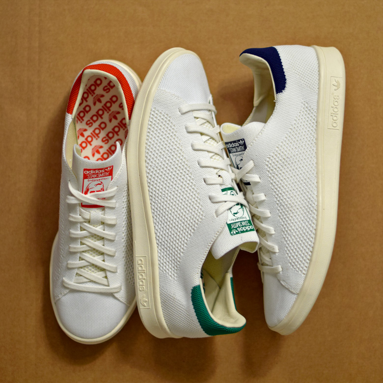 adidas Stan Smith OG Primeknit Pack