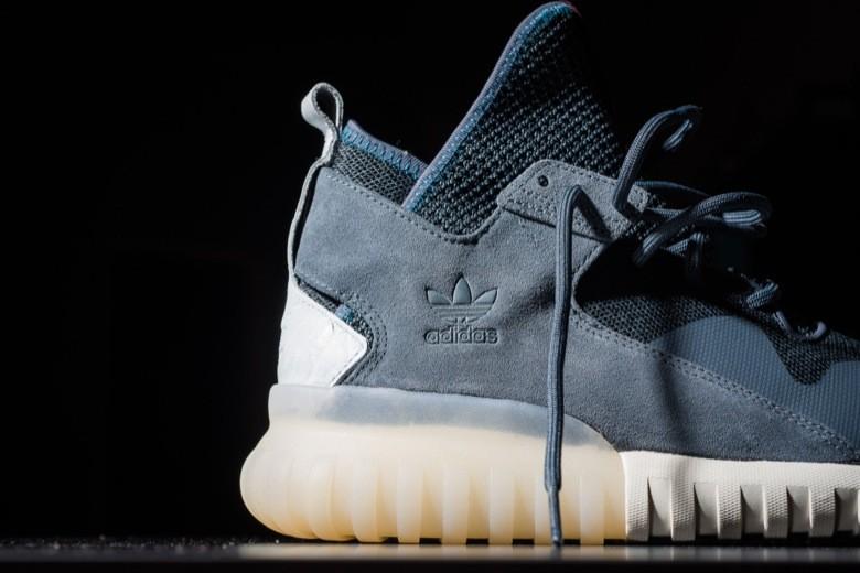 adidas tubular x bleu