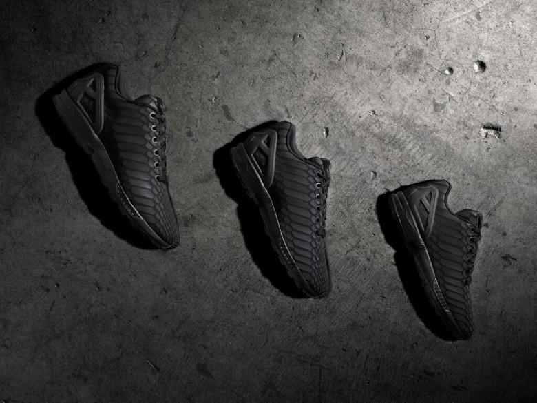 adidas zx flux black xeno