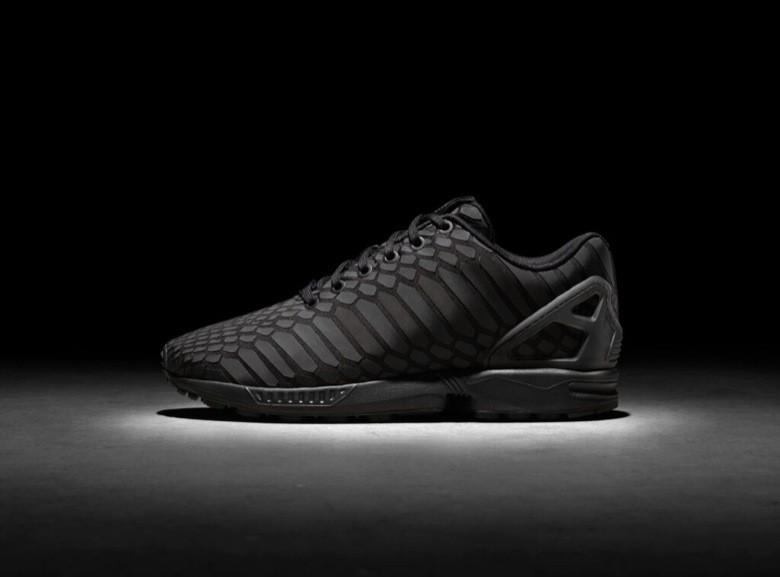 adidas zx flux black xeno-4