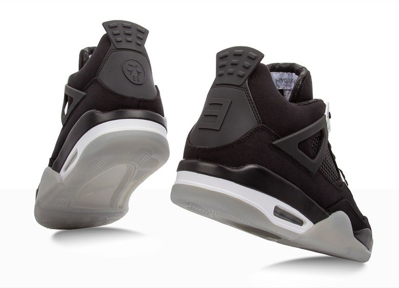 check-out 37ec1 f91f9 Air Jordan 4 x Eminem x Carhartt - Sneakers.fr