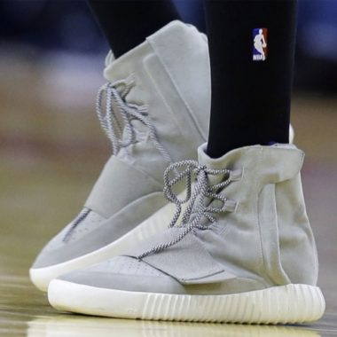 adidas yeezy 750 boost nick young