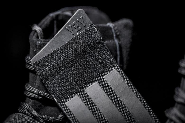 adidas originals yeezy 750 boost triple black-5