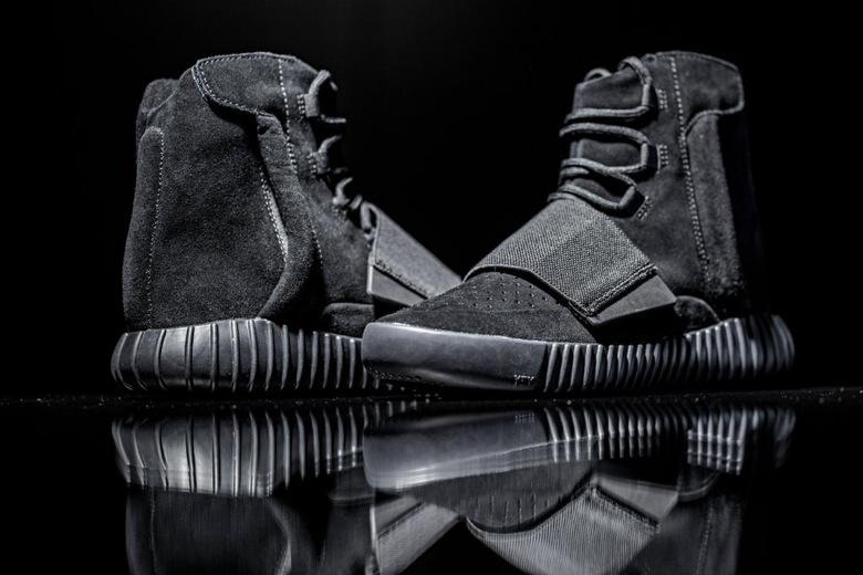 adidas originals yeezy 750 boost triple black-7