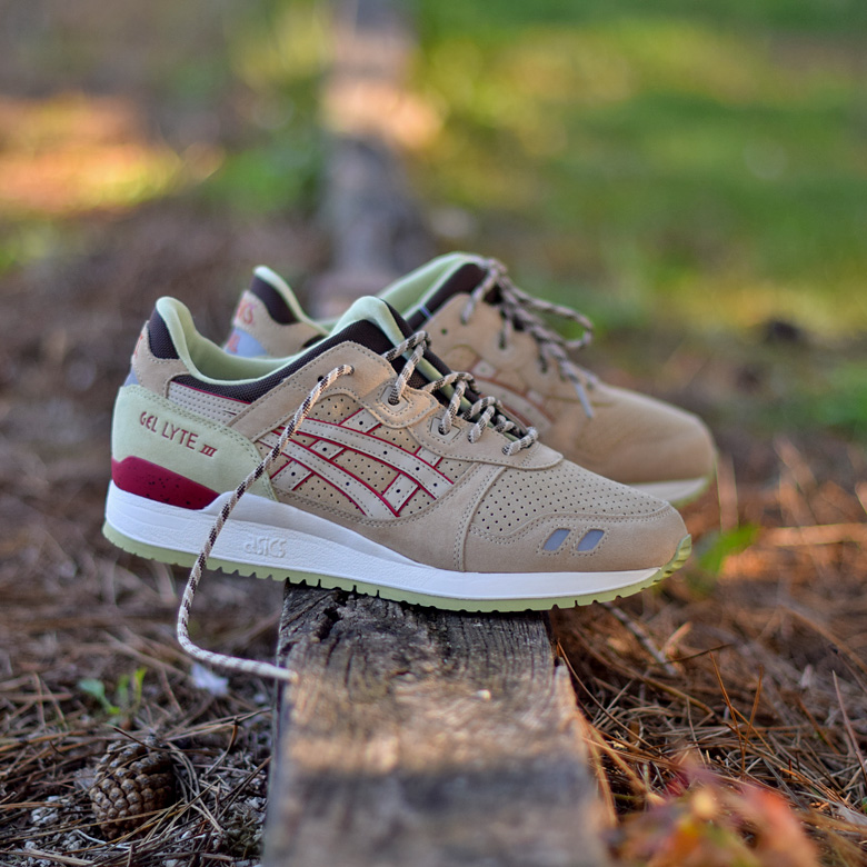 newest collection 25998 15d53 Asics Gel Lyte 3 « Scorpion » - Sneakers.fr