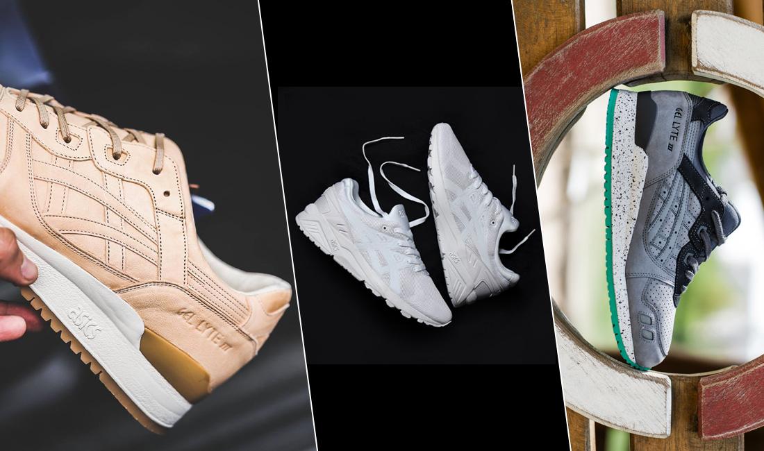 asics sneakers 2015