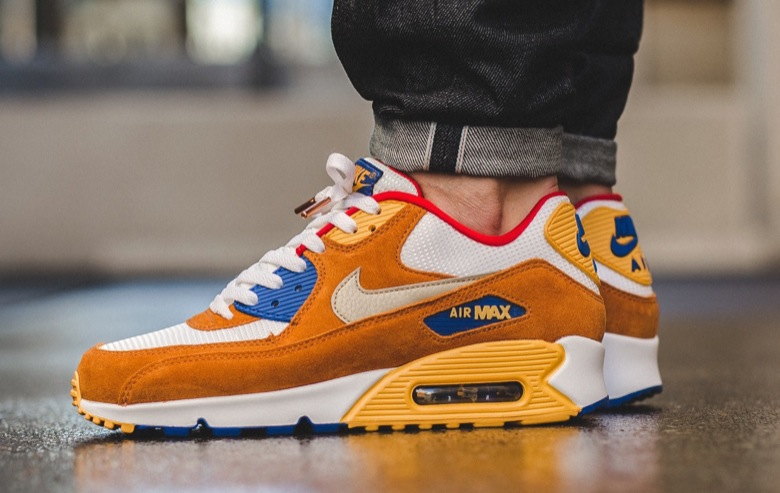 nike air max 90 curry 2016-1