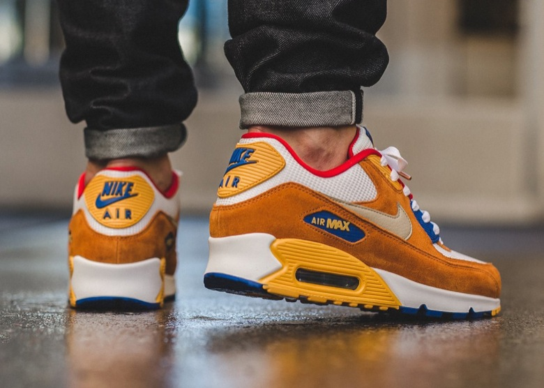 nike air max 90 curry 2016-2