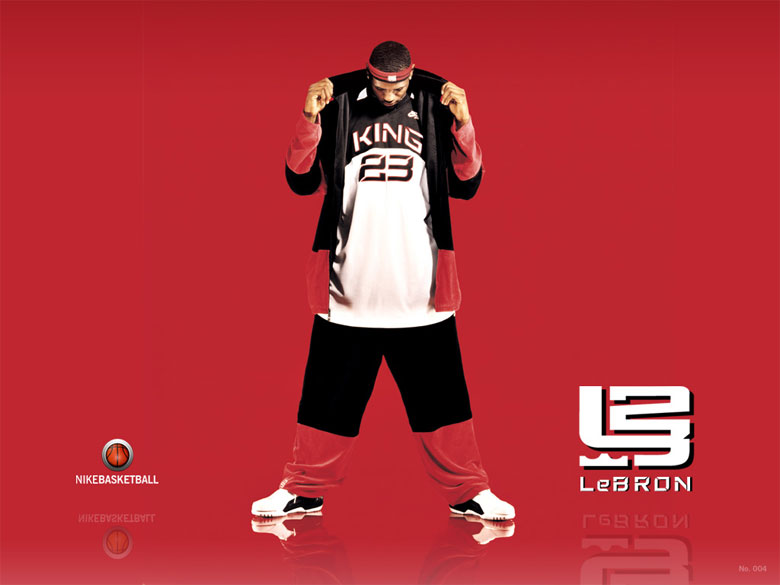 Nike signe lebron james vie for Interieur sport lebron james
