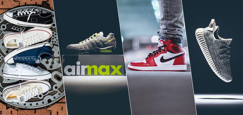 top sneakers 2015