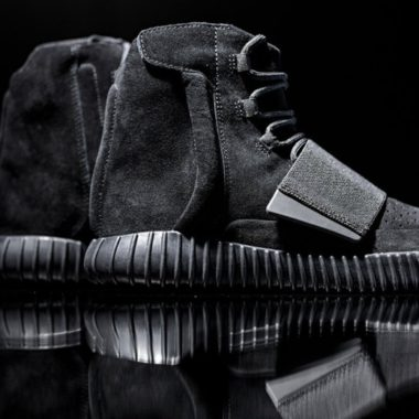 adidas yeezy 750 boost triple black